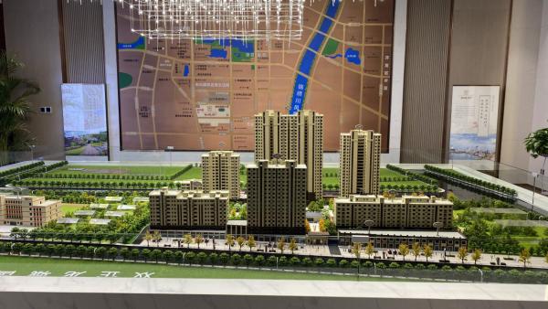 双企·龙城和悦府项目现场