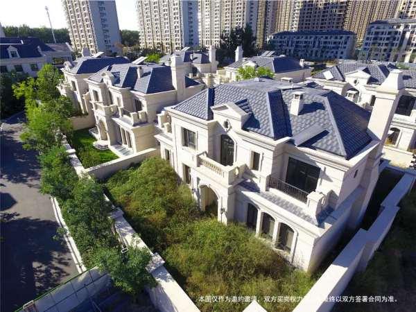 孔雀城九十八玺实景图