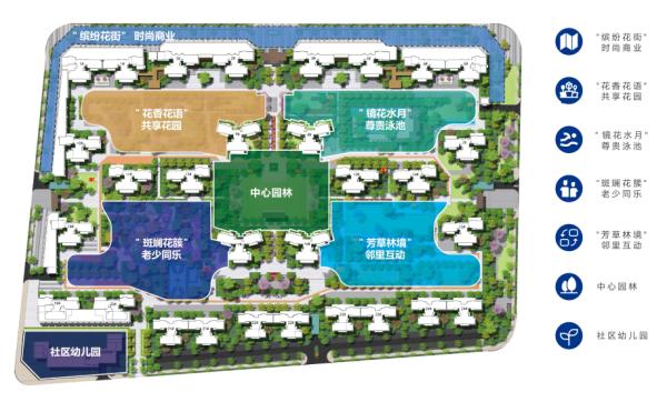 绿地国际空港城效果图