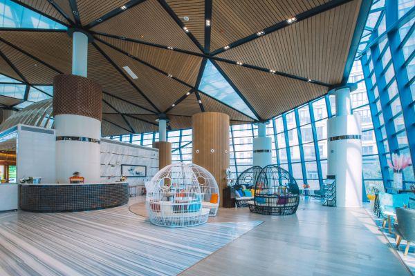 雁城·国际公馆项目现场