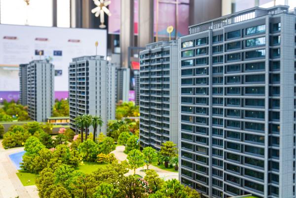 铜锣湾万达广场项目现场