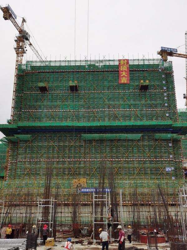 铜锣湾万达广场实景图