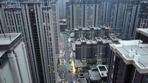 济南翡翠大观实景图