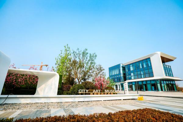 中国铁建海语城实景图