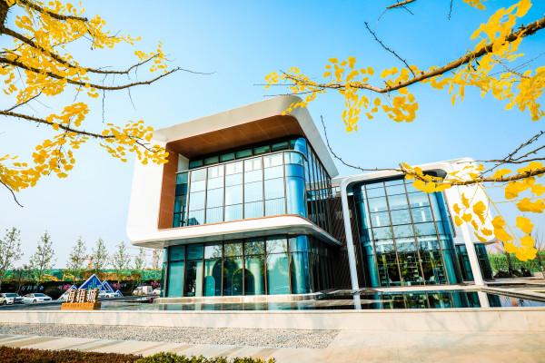 中国铁建海语城项目现场