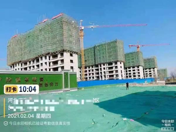 安联江山樾项目现场
