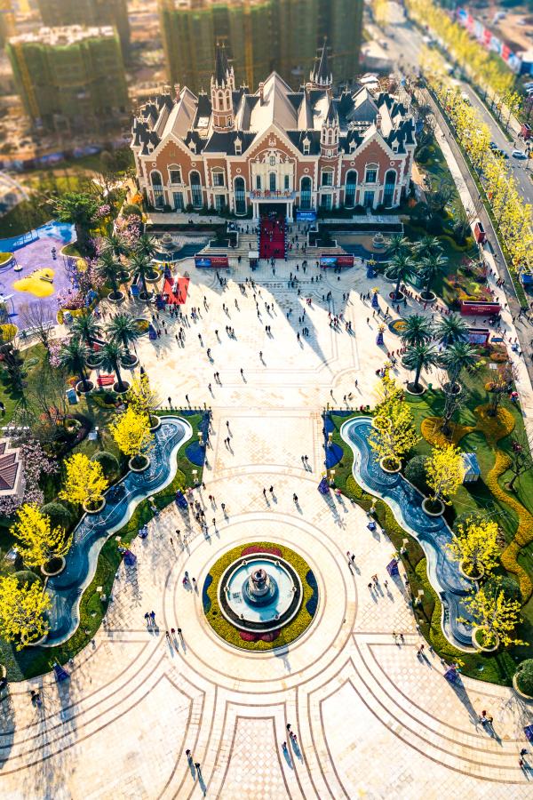 武汉恒大文化旅游城小区配套
