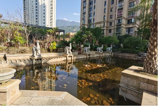 三明世纪城实景图