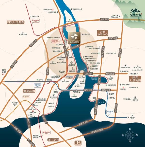 特房樾熙湾效果图