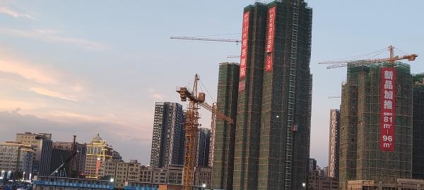 世茂福晟·钱隆华府项目现场