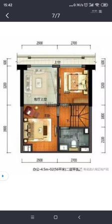 保利达小行星0室0厅0卫-57m²-3