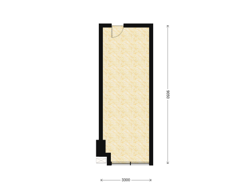 绿景美景广场1室0厅0卫-48m²-1