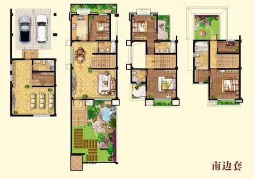 台湾小镇5室3厅3卫