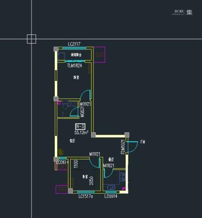 西安双府新天地DK6-1号楼N1