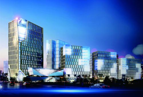 深圳康利跨境电商园