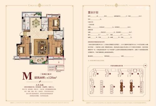 颍上成美·翡翠公馆M