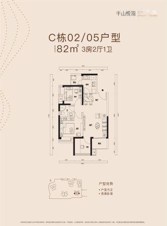 半山悦海花园C栋02/05