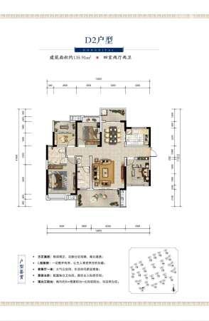 湖南建工·东玺台D2