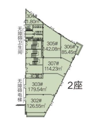深圳红山6979三层