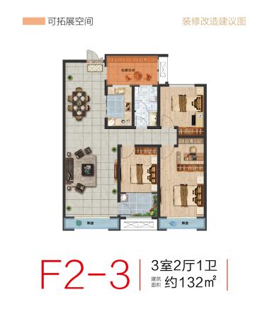 融汇新里程F2-3