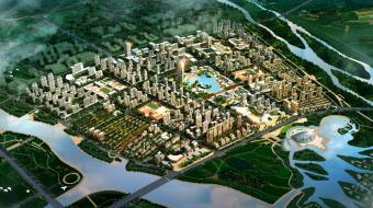 青岛中欧国际城