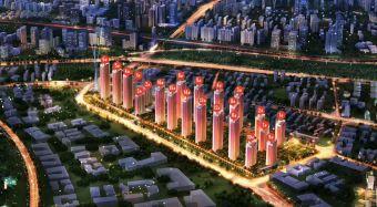 青岛万科城市之光