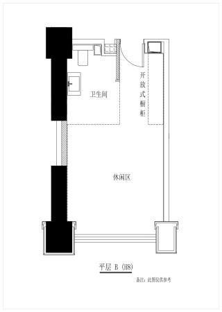 东方星座平层B(H8)