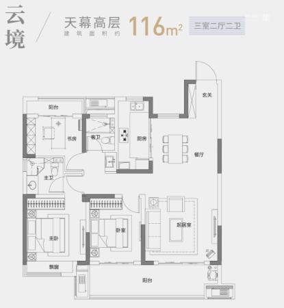 涡阳金大地珑璋台116
